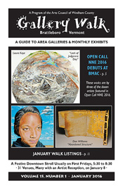 January '16 Gallery Walk Cover