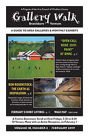 February '19 Gallery Walk Cover