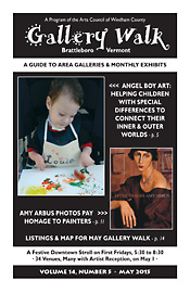 May '15 Gallery Walk Cover