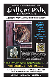 June '16 Gallery Walk Cover