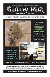 September '18 Gallery Walk Cover