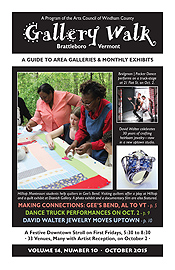October '15 Gallery Walk Cover