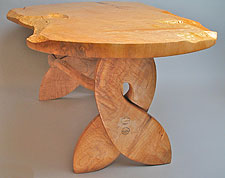 Table-bench by Holzapfels