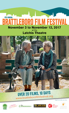 Poster for 2017 Brattleboro Film Festival