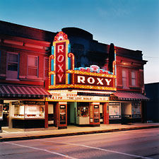 Photo of Roxy Theatre by Stephanie Klavens