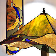 Stained Glass by Julia Brandis