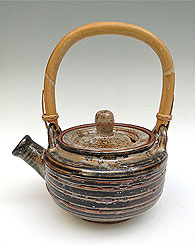 Teapot by Josh Fishman