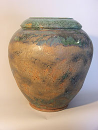 Garden vessel by Procter