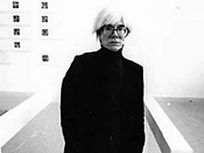 Andy Warhol by Christopher Makos